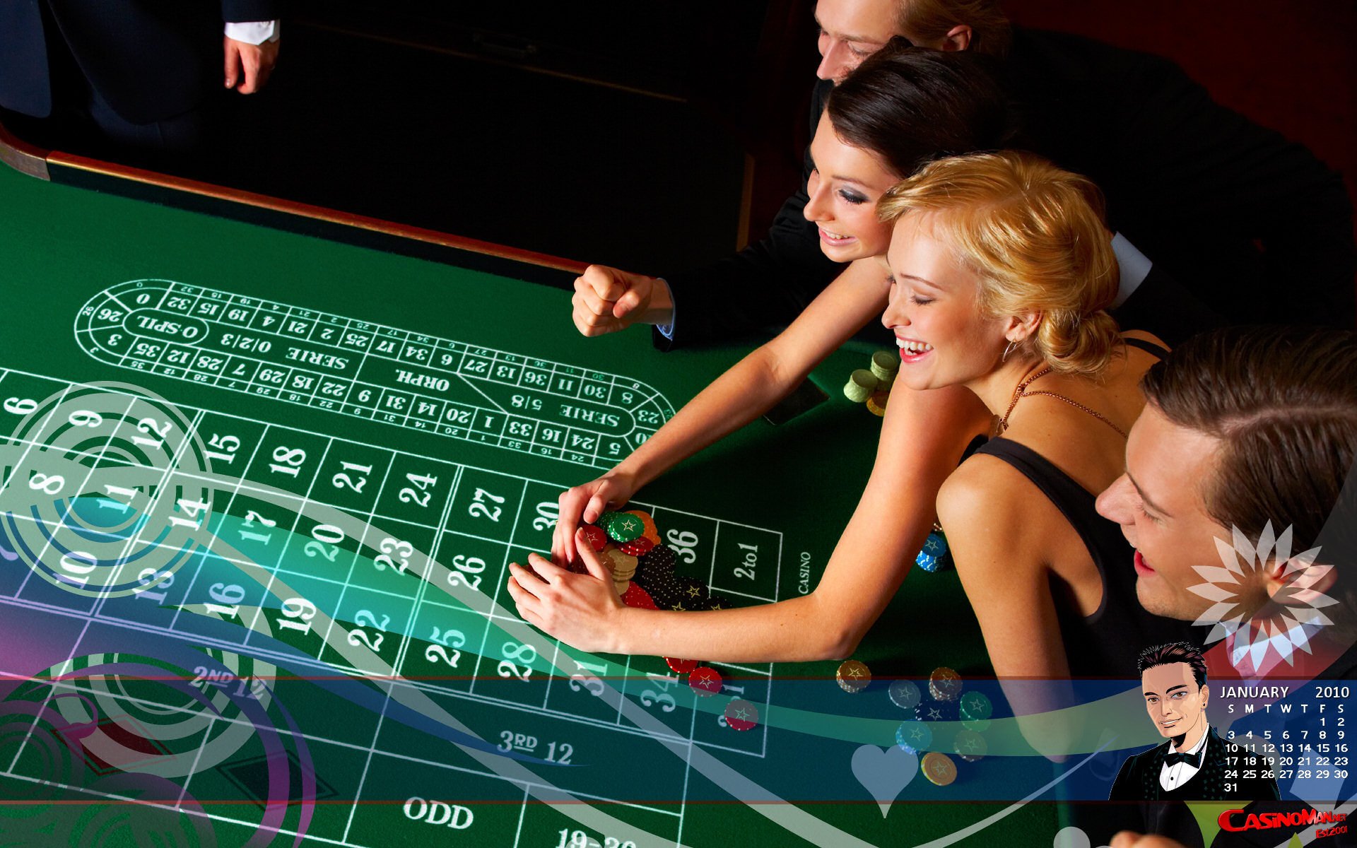 Just A Bunch Of Us Agreeing A Three Basic Gambling Guidelines
