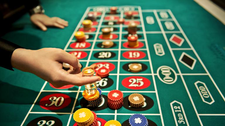 What The In-Crowd Will Not Inform You About Gambling